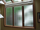 Privacy glass after glass replacement