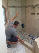 Installing Frameless Glass Shower Door