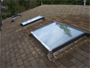 Skylight After Replacement