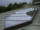 Custom Skylights After Replacement