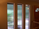 Specialty privacy glass after replacement
